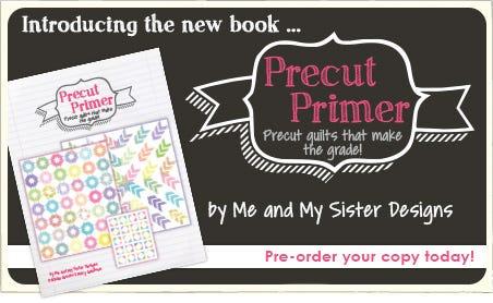 FQS - Pre-order your copy of Precut Primer today!