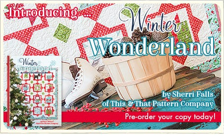 FQS - Preorder your copy of Winter Wonderland today!