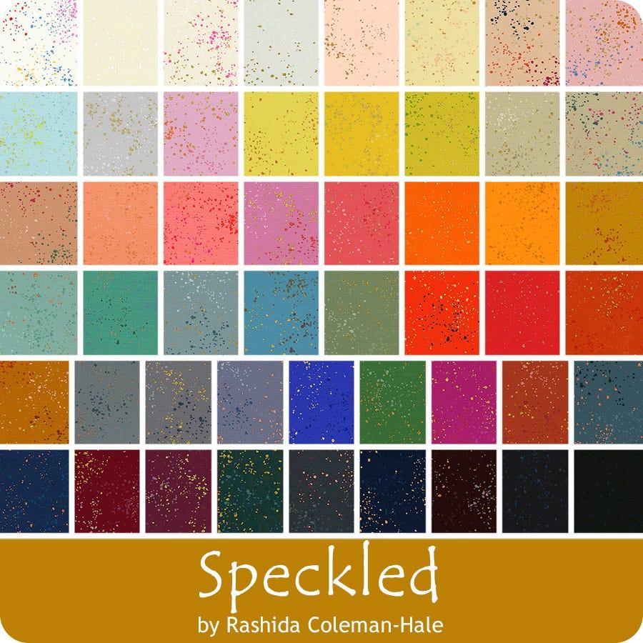 Jelly Roll RS5027JR Ruby Star Society Pre-Order Speckled Precut Fabric Quilting Strips Rashida Coleman Hale