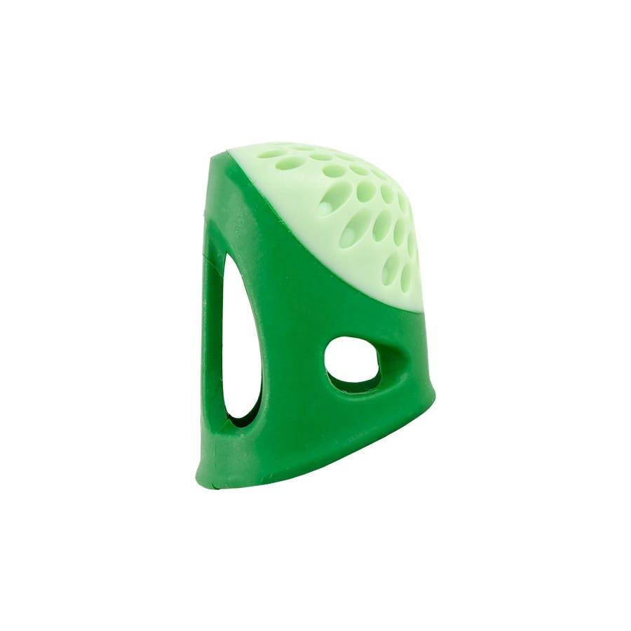Size Large Green Dritz Soft Comfort Thimble