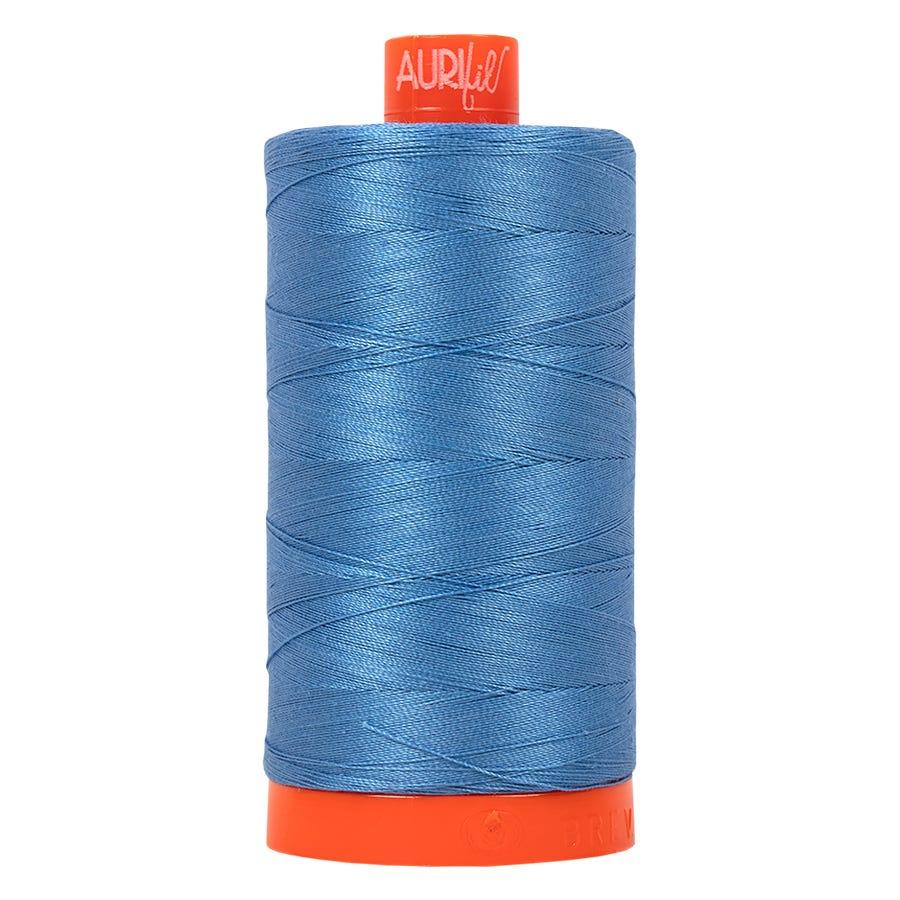 Aurifil Thread LIGHT WEDGEWOOD 2725 50wt 1422yard spool