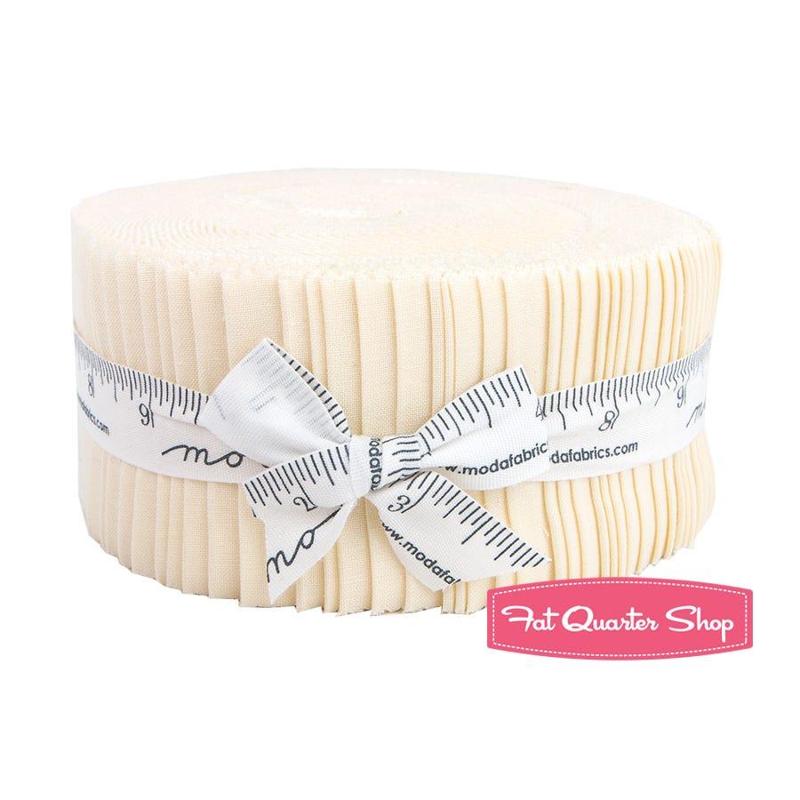 Bella SolidsModa FabricsBlackLayer Cake