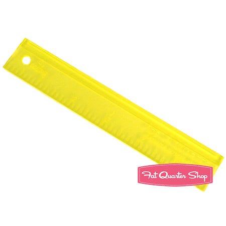 """CM Designs Ruler 6/"""" Pink Add-A-Quarter"""