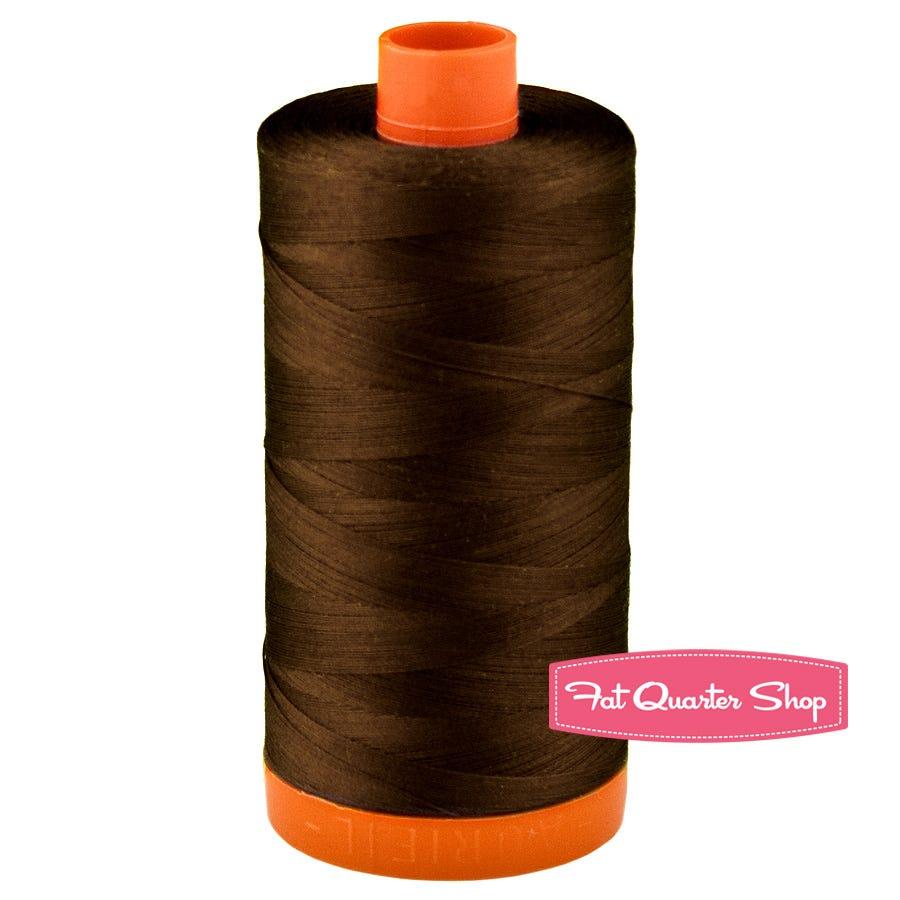 New AURIFIL Large Spool Thread 50 wt 1422 yards 2610 Light Blue Grey