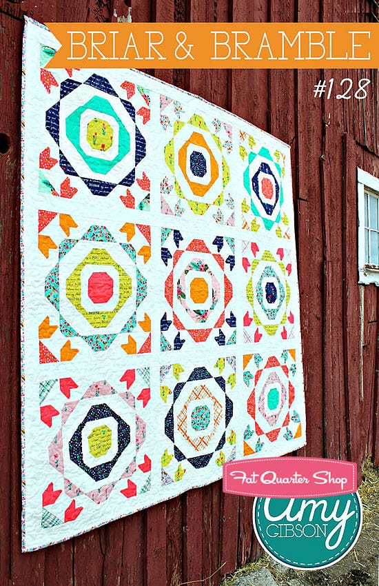 Quilt Kit Meriweather by Briar /& Bramble 1.99 Shipping!