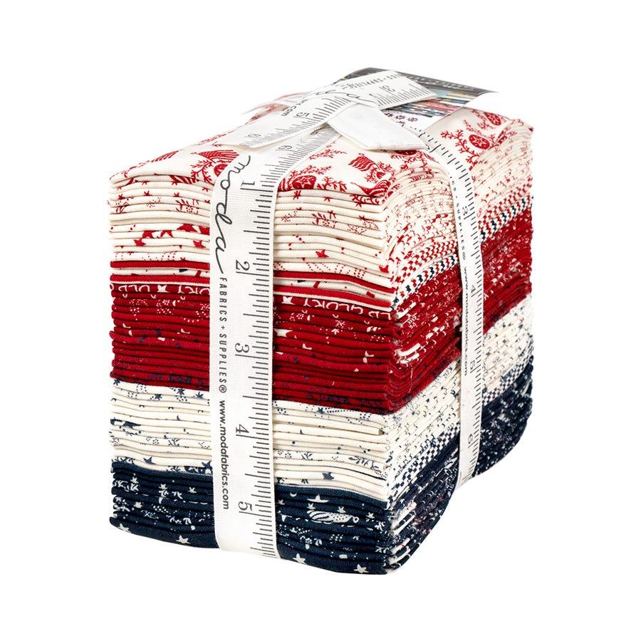 American Gathering Patriotic Fat Quarter Pack
