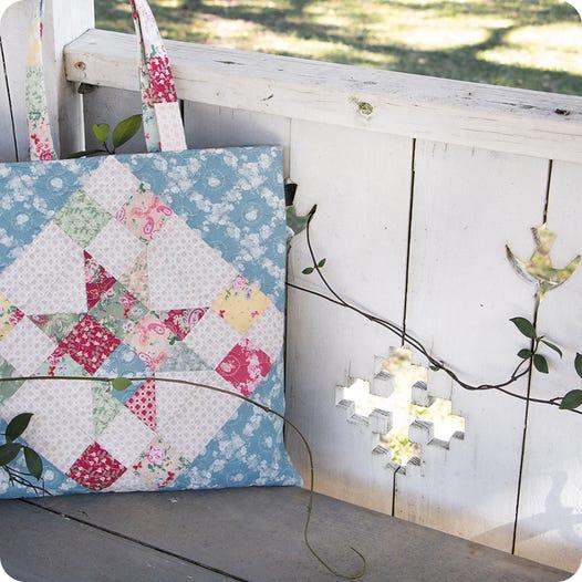 Avondale Tote Bag Kit | Fat Quarter Shop Exclusive | Fat Quarter Shop