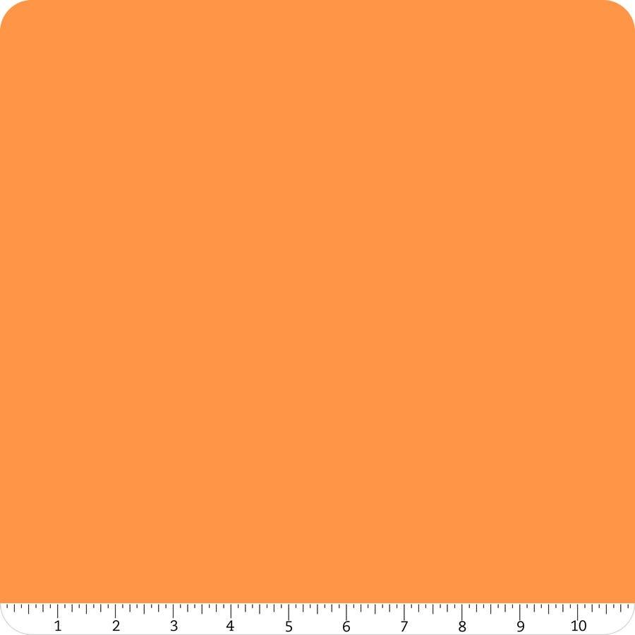 Bella Solids Orange by Moda 9900 80