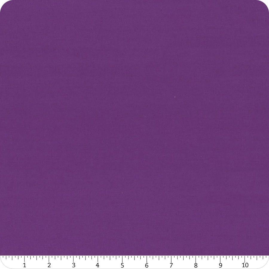 Bella Solids Purple 9900 21 Quilting Cotton Fabric Purple Plain Medium Weight