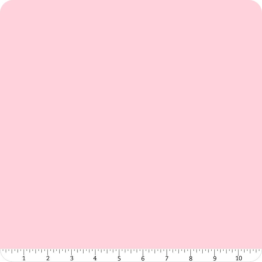 Cut Continuously Sold in Half Yard Increments Moda Bella Solid in Parfait Pink 9900 248