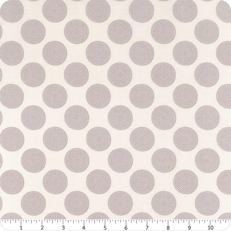 mini dots Grey Confetti Dot Windham