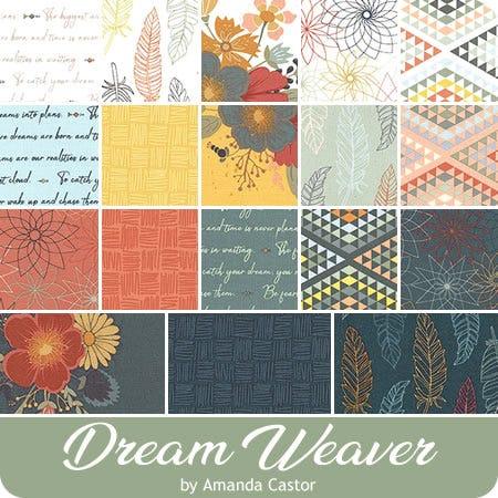 Dream Weaver 10 Stacker Amanda Castor Of Material Girl Quilts