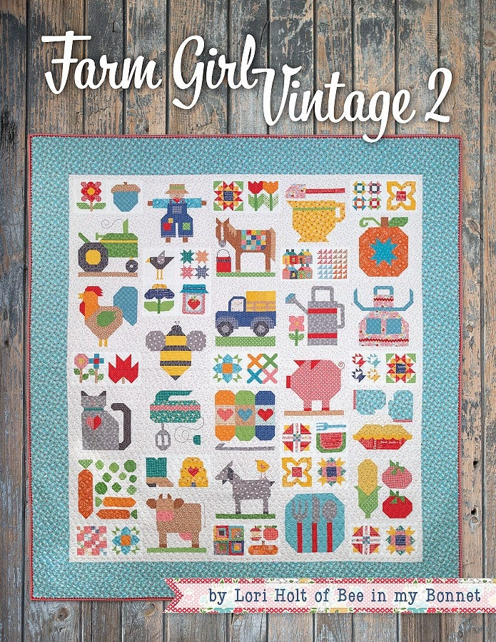 Vintage Fall Quilt Pattern* Vintage Truck Quilt Pattern* Vintage Truck*Truck Pattern*Vintage Quilt Pattern*Truck Quilt* Fall Quilt* Autumn*