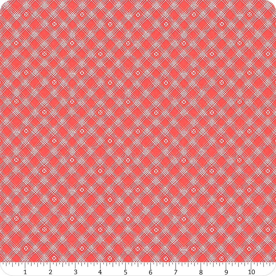 cotton woven Valentines day quilt fabric From the Heart-main in cream by Riley Blake Designs vintage valentines fabric