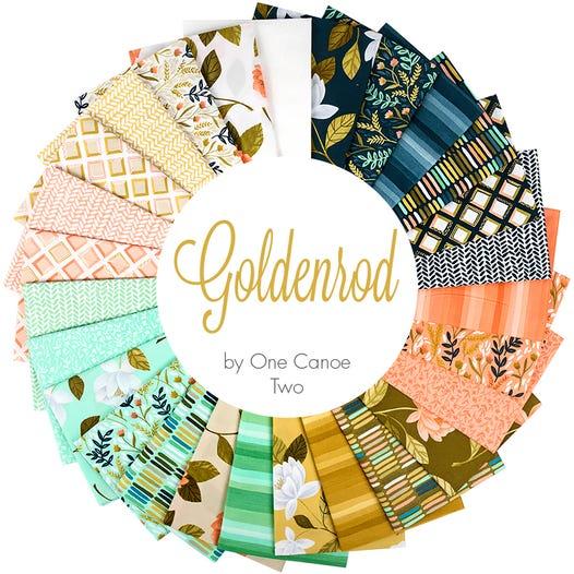 Image result for goldenrod fat quarter bundle