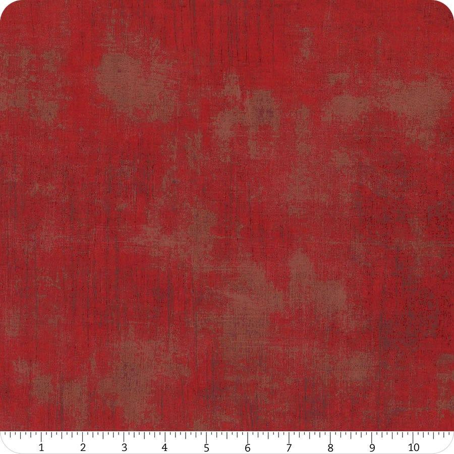 Marachino Cherry 30150 82-100/% cotton fabric Sold by the yard s Moda Grunge Basics