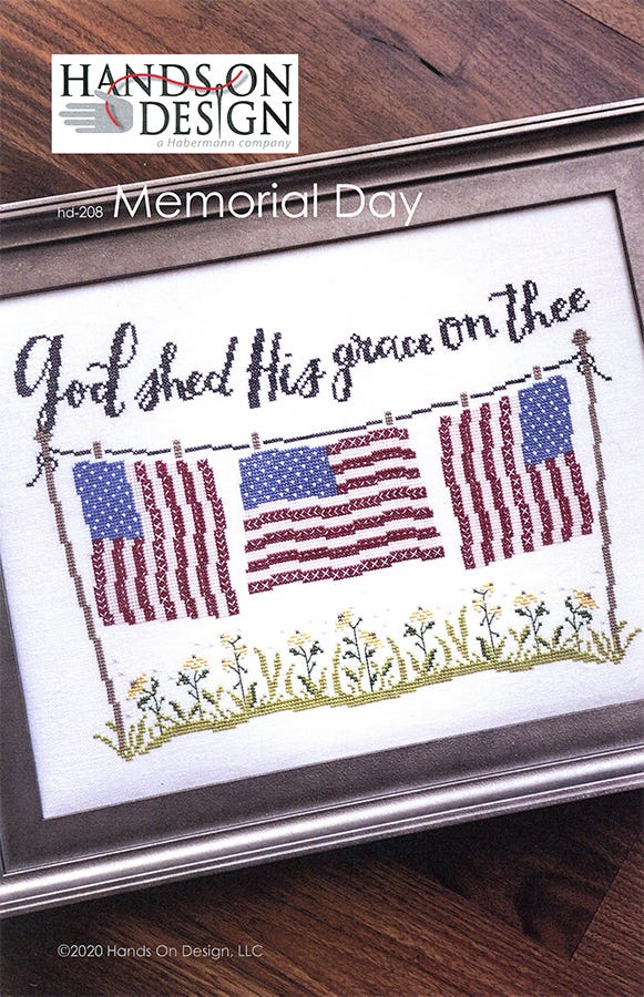 Counted Cross Stitch Kit Make Your Own Hands May Morning