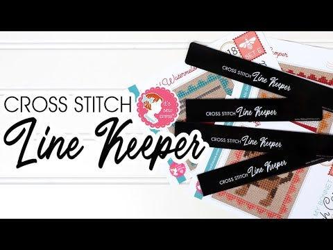 Its Sew Emma CROSS STITCH KEY