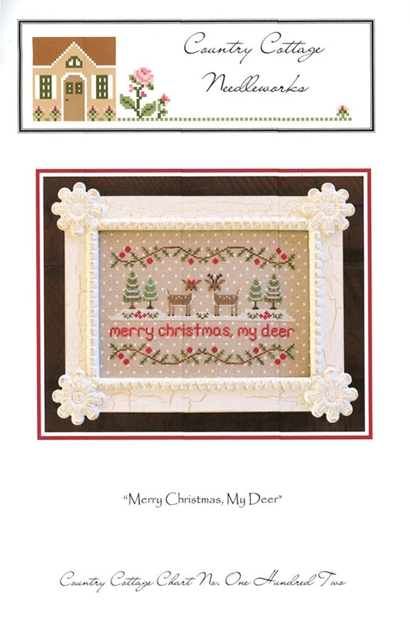 Connect the Dots Chart Counted Cross Stitch Pattern Needlework Xstitch Craft
