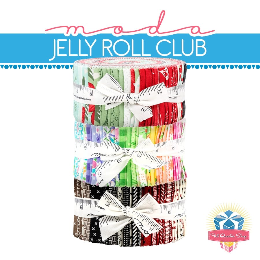 Moda Momo Oh Deer FACTORY CUT Jelly Roll