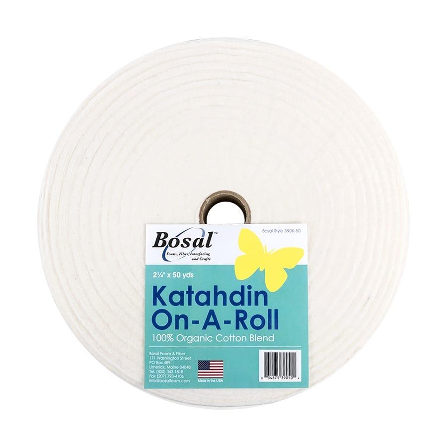 Bosal Katahdin On-A-Roll Quilt Batting