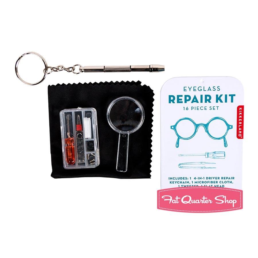 CD134 Kikkerland Tin Sewing Kit