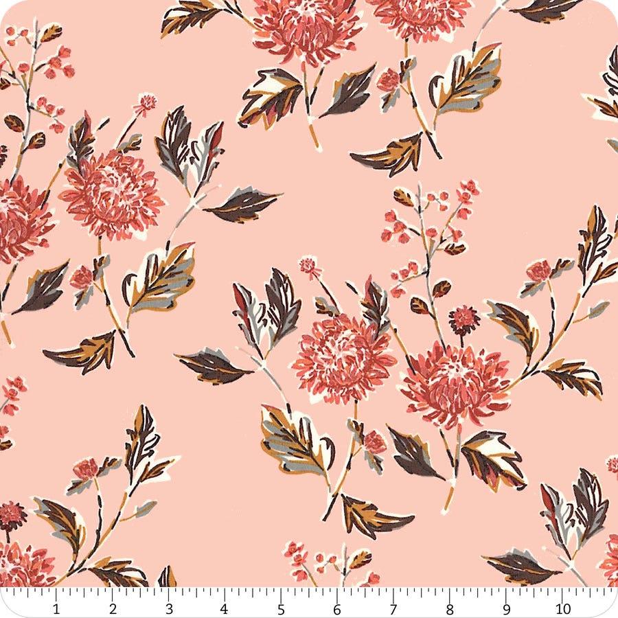 KSM-83304 Cut Flowers Favor Art Gallery Fabrics yardage Sharon Holland Kismet floral
