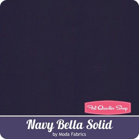 Moda Fabric Junior Layer Cake Bella Solids Burgundy Patchwork Quilting 10 I...
