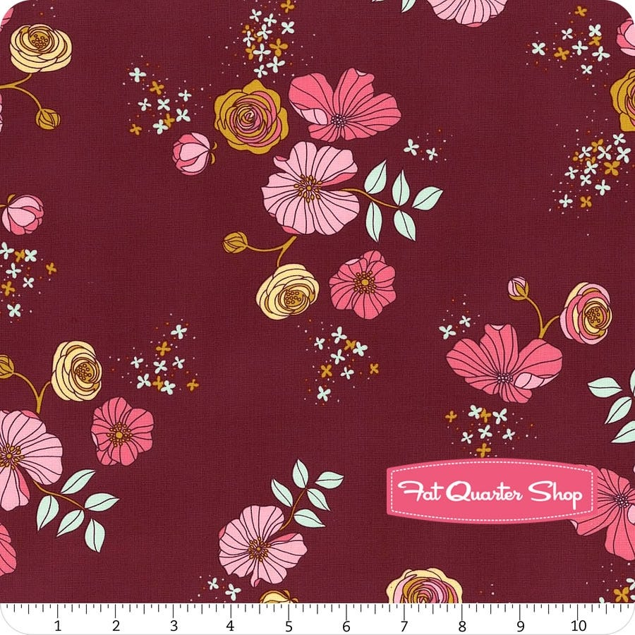 Fabric Bundle Michael Miller Tamara Kate Birds /& the Bees  Fat Quarter//Half Yard