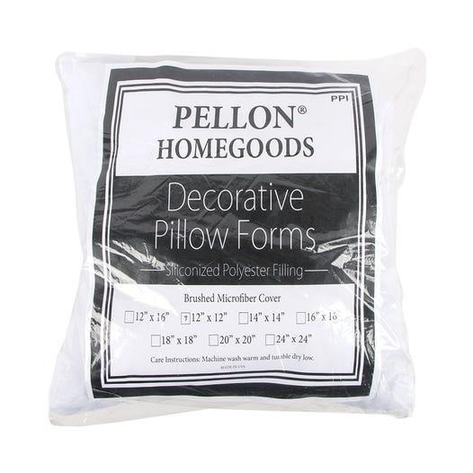 Pellon 12 X Decorative Pillow Insert Pp12x12