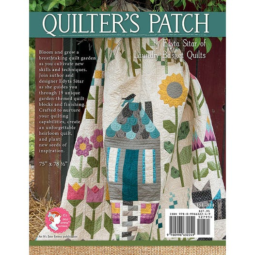 Quilter S Patch Book Edyta Sitar Of Laundry Basket Quilts For