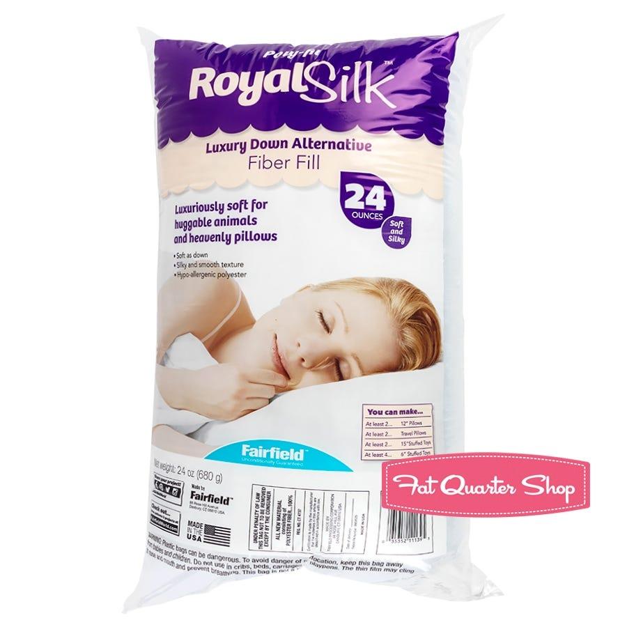 Poly-Fil Royal Silk™ Fiber Fill 24 Ounce Bag