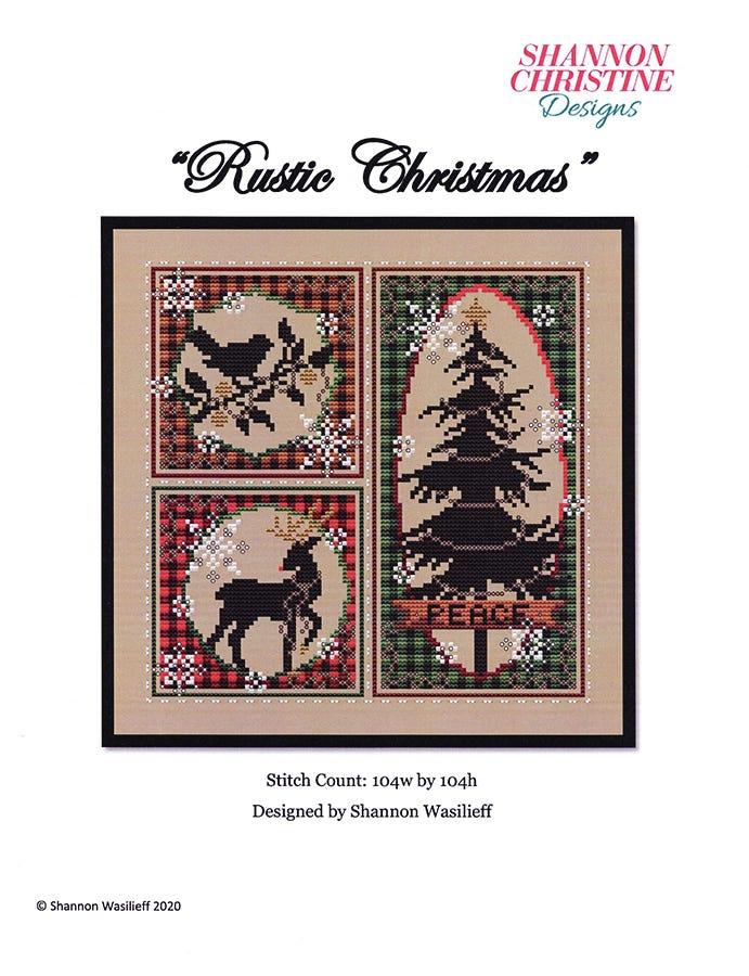 Holidays Boston Terrier Tis the Season Christmas,Cross Stitch Pattern
