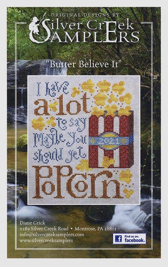 Butter Believe It Silver Creek Samplers