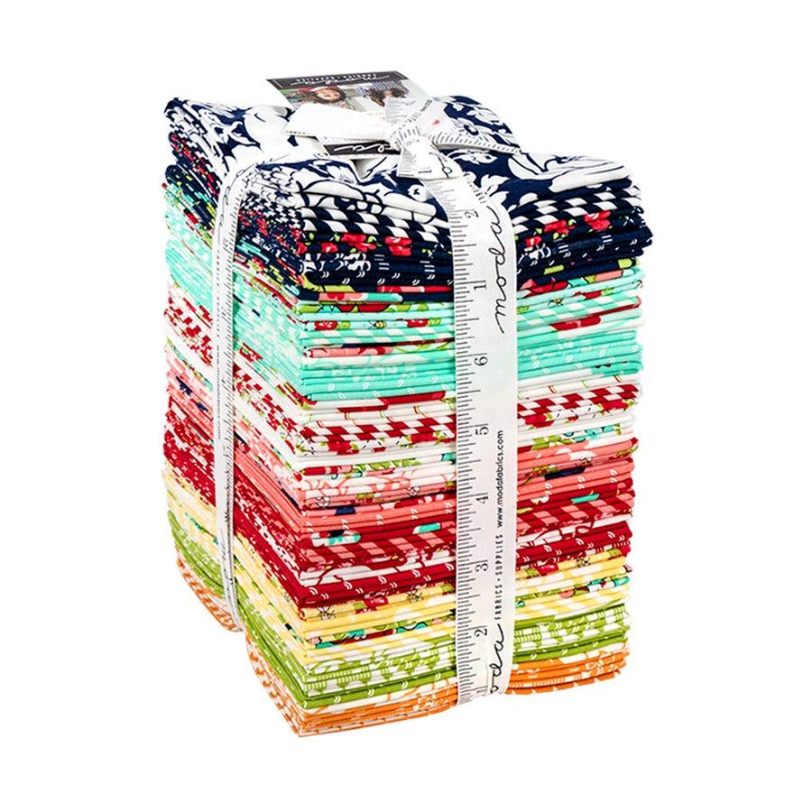 Shine On AB Bundle by Bonnie /& Camille; 40 18-inch by 22-inch Precut Fabric Fat Quarters