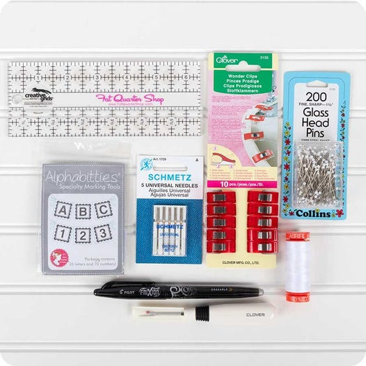 The Ultimate Sewing Notions Kit | Fat Quarter Shop | Fat Quarter Shop