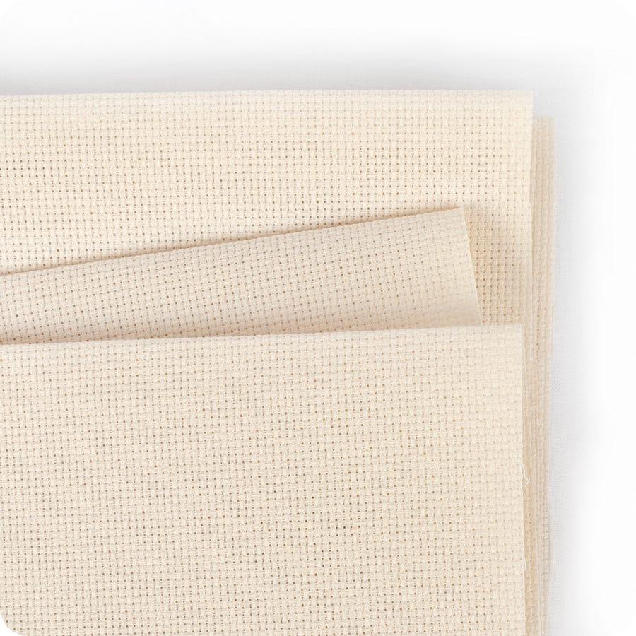 Fat Quarter 16 Count White Aida Cross Stitch Fabric