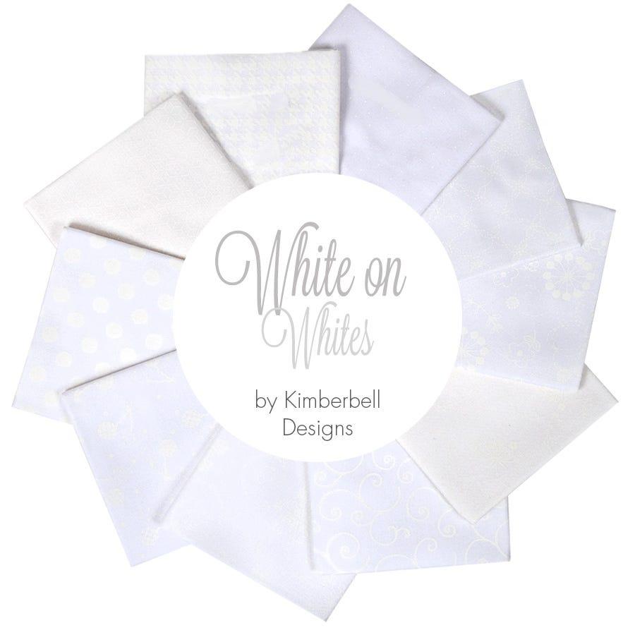 Michael Miller/'s Paint Palettes on white 100/% cotton fabric per fat quarter