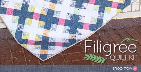 Filigree Quilt Kit
