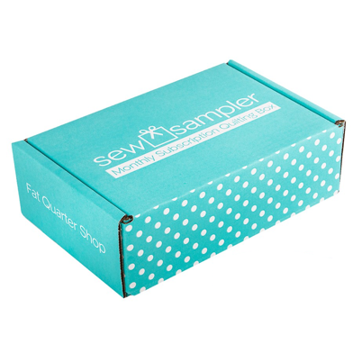 Sew Sampler Subscription Quilting Box