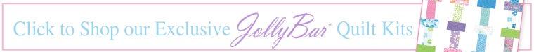 Jolly Bar - Jolly Bar Fabric by Moda