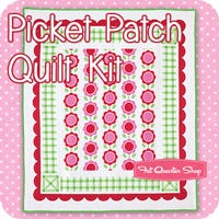 Picket Patch Quilt Kit by Holly Holderman