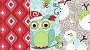 Frosty Forest By Cherry Guidry For Benartex Fabrics