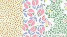 Pretty Posies By Darlene Zimmerman For Robert Kaufman Fabrics