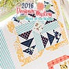 2016 Designer Mystery Block of the Month Quilt Kit