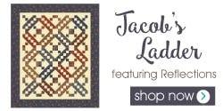 Jacob's Ladder Quilt Kit
