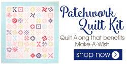 Patchwork Quilt Along Quilt Kit