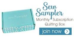 Sew Sampler Subscription Box