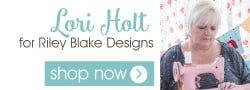 Fabric Designer - Lori Holt