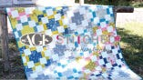 Timber Free Quilt Pattern Video Tutorial